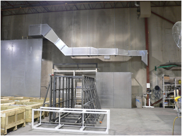 The difference between flexible and metal ductwork