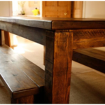 What types of timber exist for furniture?