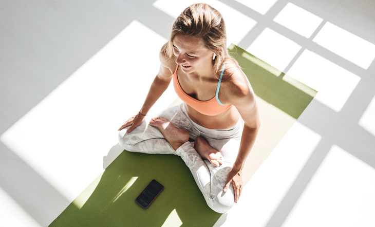 5 Apps To Make Wellness Achievable
